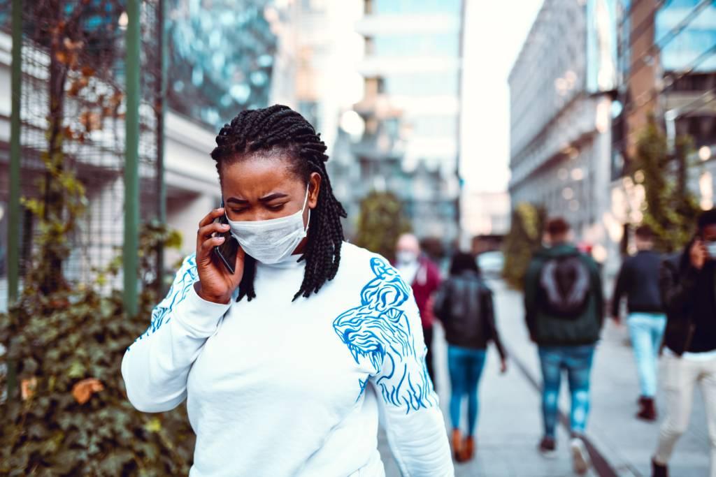 Coronavirus Impact on Black People African-Americans