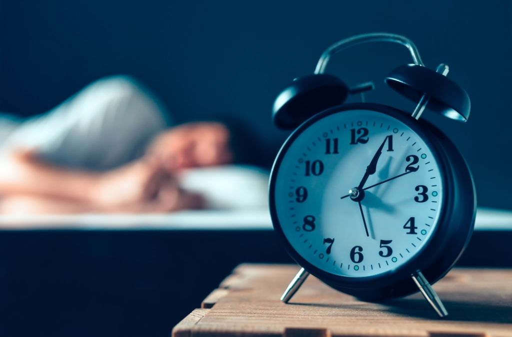 Are we sleeping enough to improve our health?
