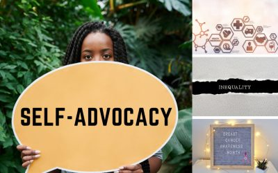 IMPORTANCE OF SELF-ADVOCACY