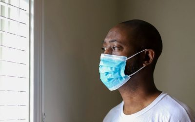 Black Men's Mental Health is the Next Pandemic